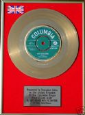 "CLIFF RICHARD - 24 Carat Gold 7""Disc - HIGH CLASS BABY"